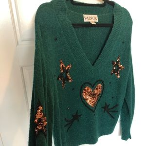 Wildfox Couture Sweater Sz Xs